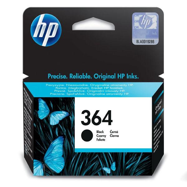HP 364 Black Standard Yield Ink Cartridge   CB316EE