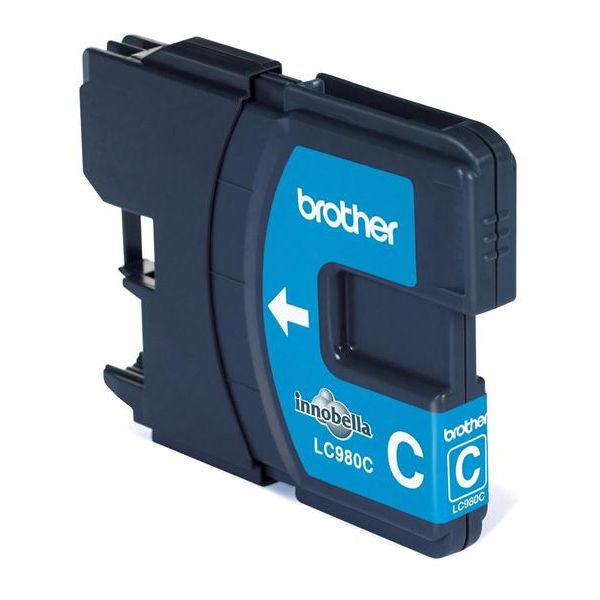 Brother LC980C Cyan Ink Cartridge - LC980C
