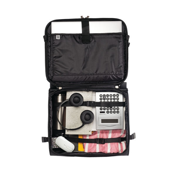 Monolith Black Motion Wheeled Laptop Case - 3005