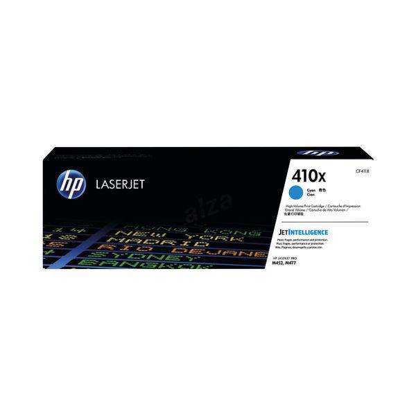 HP 410X High Capacity Cyan Toner Cartridge | CF411X