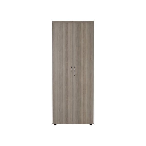 Jemini 2000 x 450mm Grey Oak Wooden Cupboard