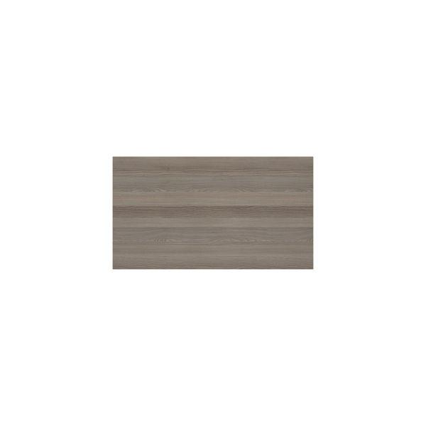 Jemini 2000 x 450mm Grey Oak Wooden Bookcase