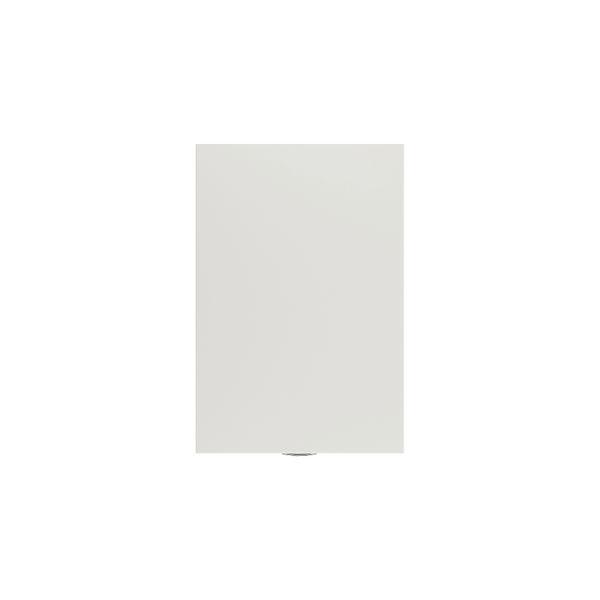Jemini D600mm White 3 Drawer High Pedestal