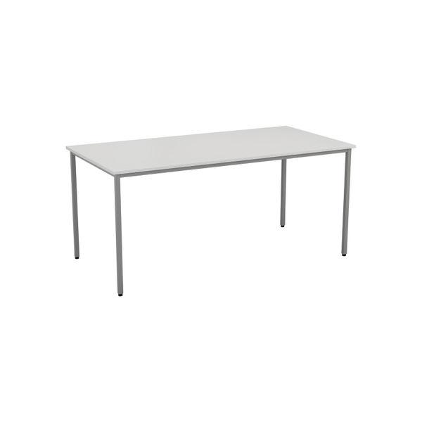 Jemini 1200mm White Multipurpose Rectangular Table