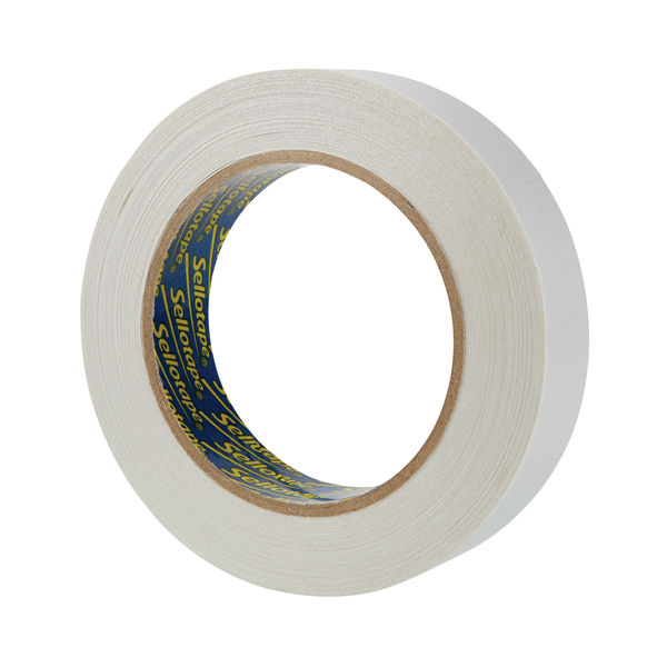 Sellotape Double Sided Tape 25mmx33m (Pack of 6) 1447052