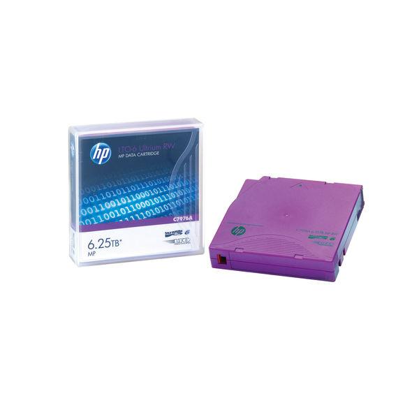 HP LTO-6 Ultrium 6.25TB Rewritable Data Cartridge | C7976A