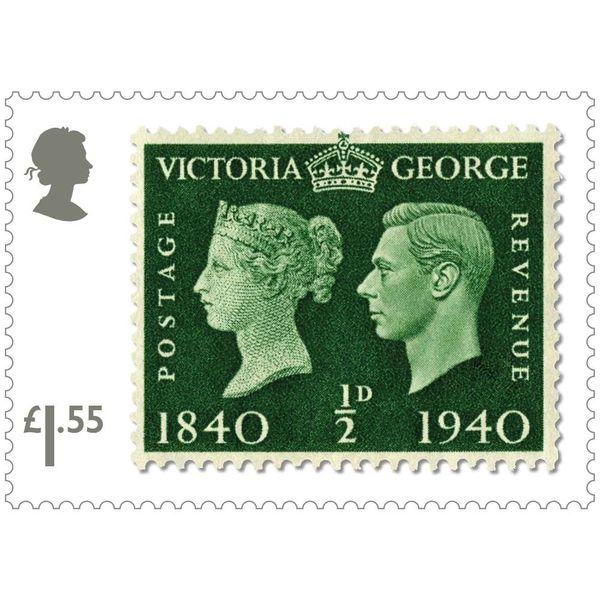 The Stamp Classics Miniature Sheet - MZ137