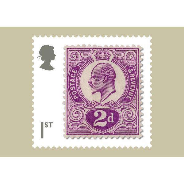 The Stamp Classics Stamp Cards - AQ272