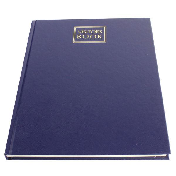 Collins Visitors Book Plain 192 Leaves OEM: 825025/1