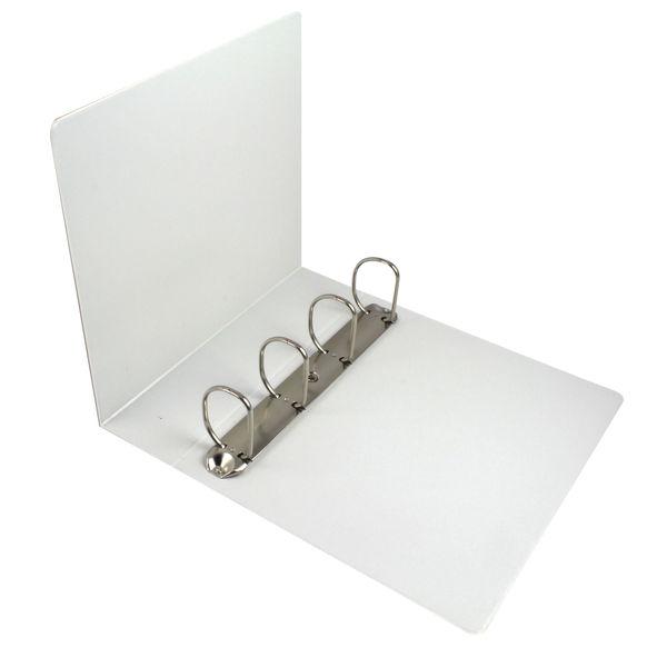 Esselte Presentation 4D Ring Binder 60mm A4 White OEM: 49706