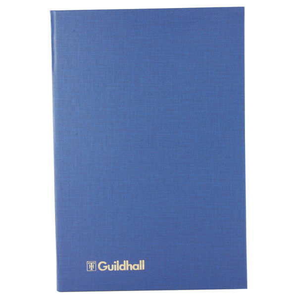 Guildhall Analysis Account Book 80pp 31/20