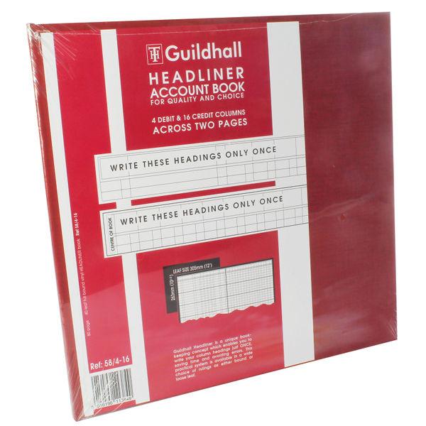 Headliner Account Book 58 Series OEM: 1384