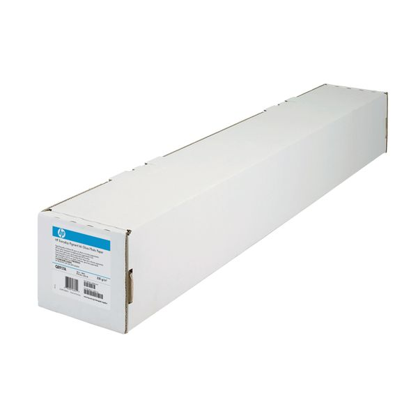 HP Large Format Media Inkjet Paper 36'/914Mm Wide 30M Roll Heavy Weight Coated | C6030C