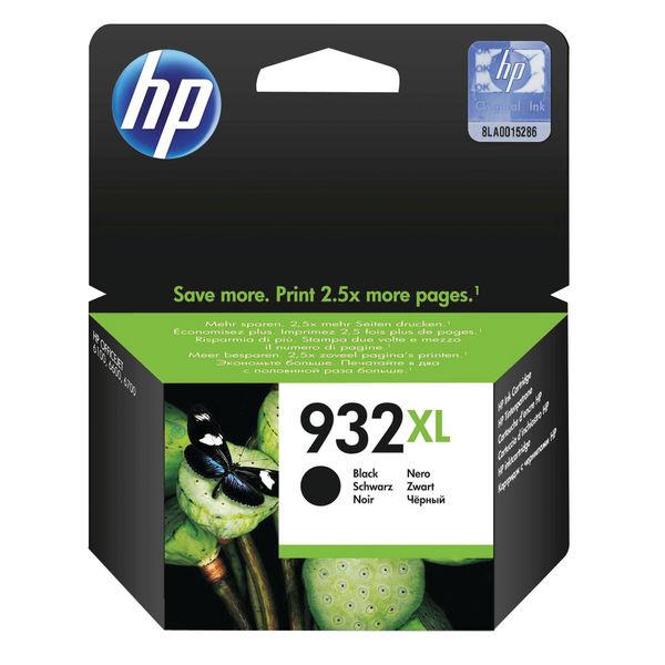 HP 932XL High Capacity Black Ink Cartridge   CN053AE