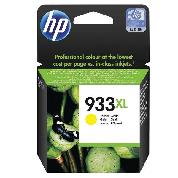 HP 933XL High Capacity Yellow Ink Cartridge   CN056AE