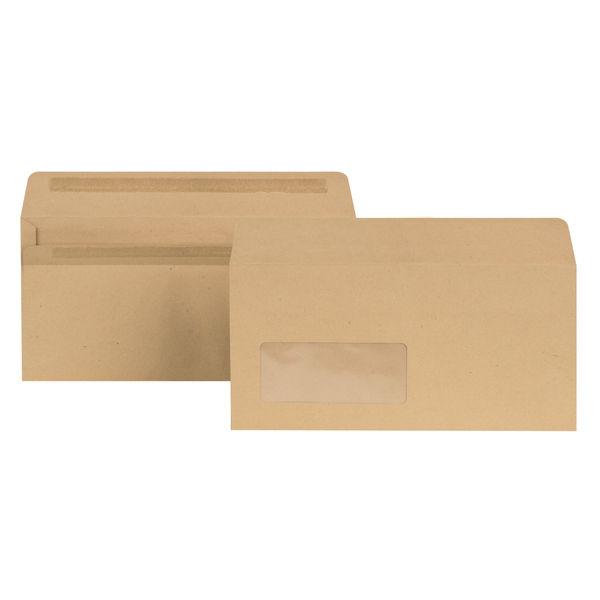 New Guardian Envelopes P/S DL Window Manilla Pk1000