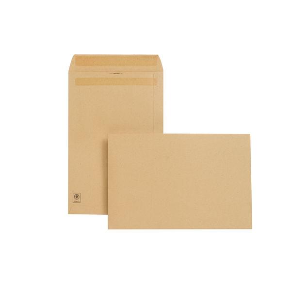 New Guardian Envelope Manilla 381x 254mm 130gm Press Seal Pocket (Box 250) | J27403