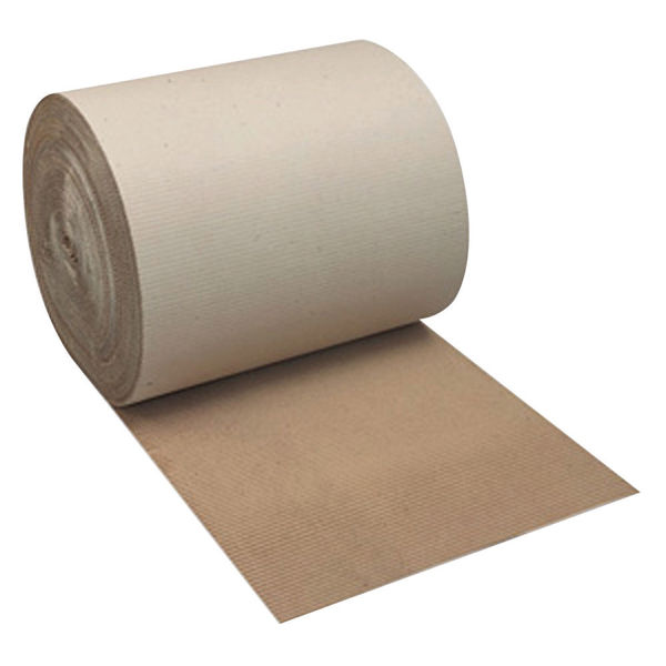 Ambassador Corrugated Paper Roll Brown 900mm x 75m SFCP-0900