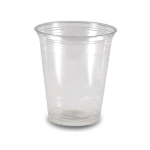 MyCafe Plastic Cups 20cl Clear Pack of 1000 | DVPPC2001V