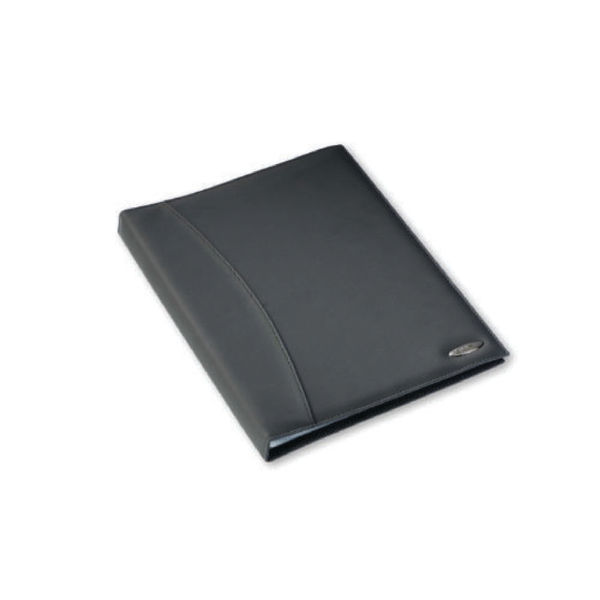 Rexel SoftTouch Smooth Display Book Black