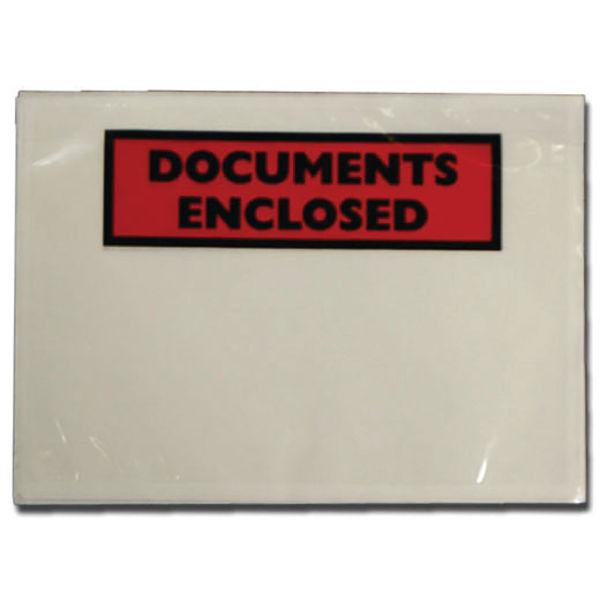 Tenza DL Doc Enclosed (Pack of 100) Dl2/100 OEM: PLE-DOC-DL-1