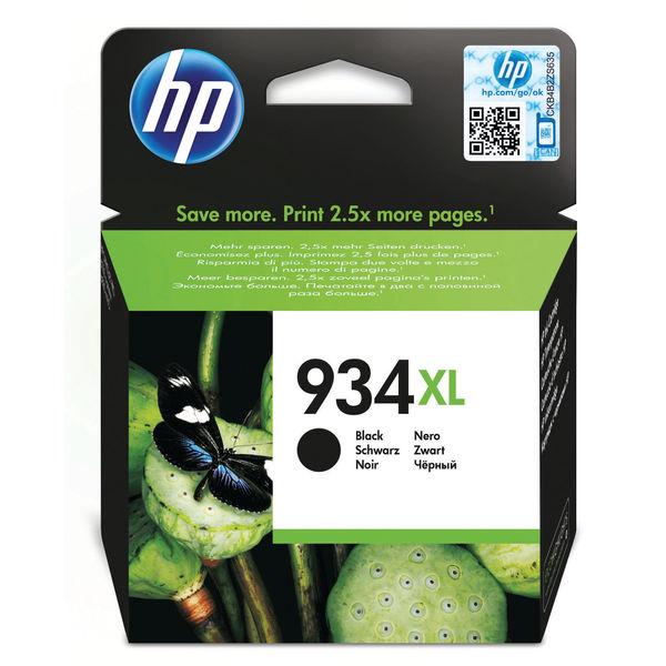 HP 934XL High Capacity Black Ink Cartridge   C2P23AE