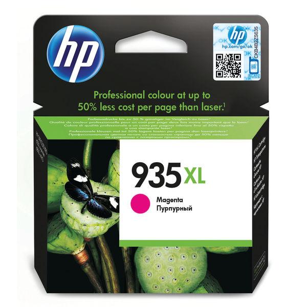 HP 935XL High Capacity Magenta Ink Cartridge | C2P25AE