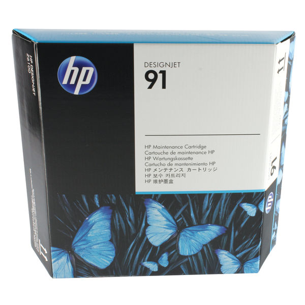 HP 91 Maintenance Cartridge | C9518A