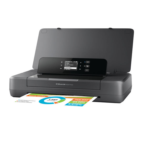 HP Officejet 200 Mobile Printer | CZ993AABHC