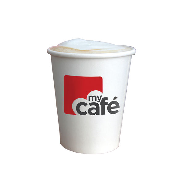 MyCafé 12oz Single Wall Hot Cups, Pack of 50 | MYC77615