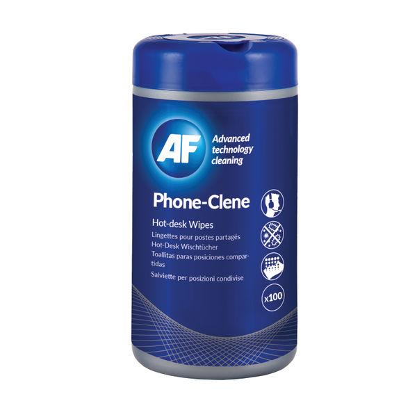 AF Phone Clene 100 Wipes APHC100T
