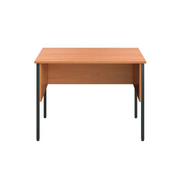 Jemini Eco 1000mm Beech Midi Homework Desk