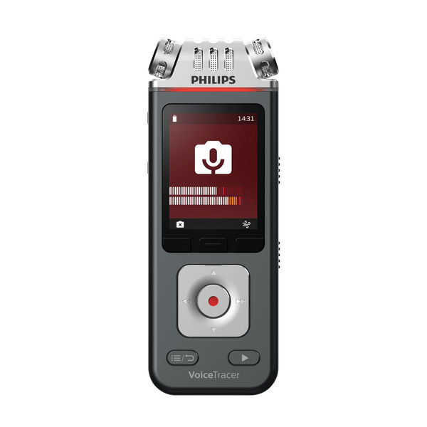 Philips VoiceTracer Video - DVT7110