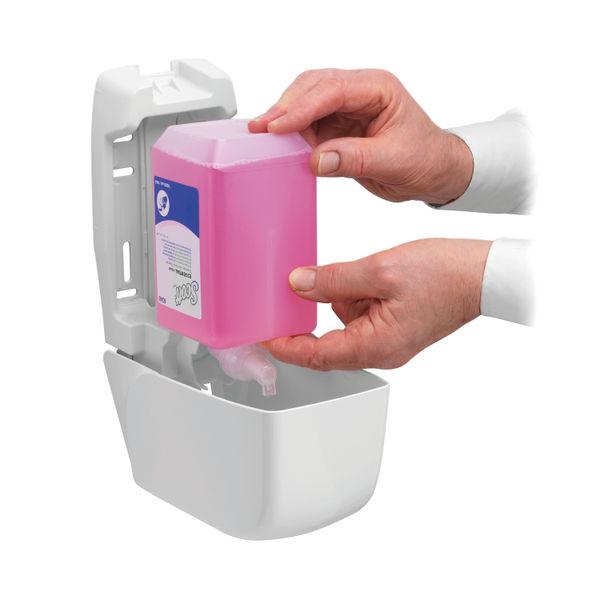 Kleenex Aqua Foam Hand Soap Refill Pink 1 Litre (Pack of 6) 6340