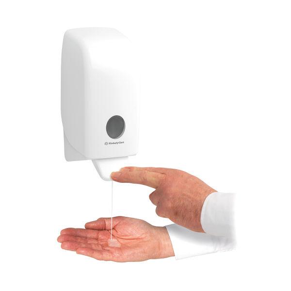 Kleenex 1 Litre Antibacterial Sanitiser Foam Hand Soap, Pack of 6 - 6348