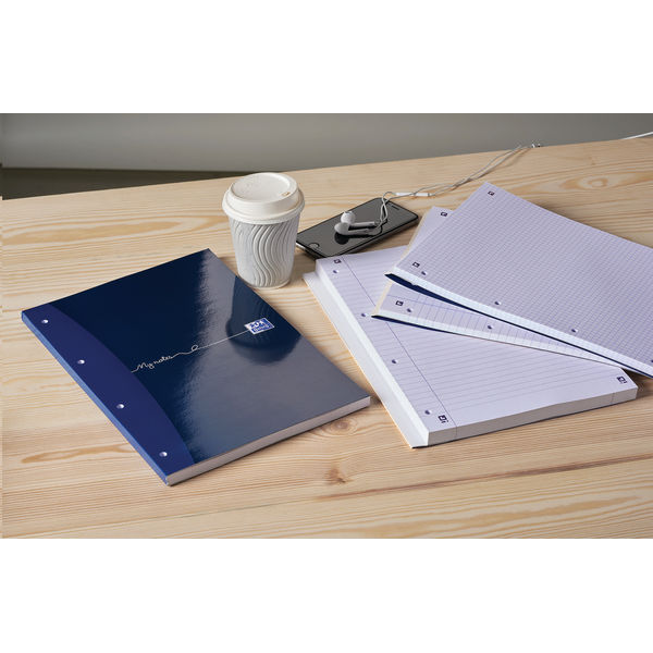 Cambridge A4 Everyday Refill Pad, 160 Pages - Pack of 5 - K76792