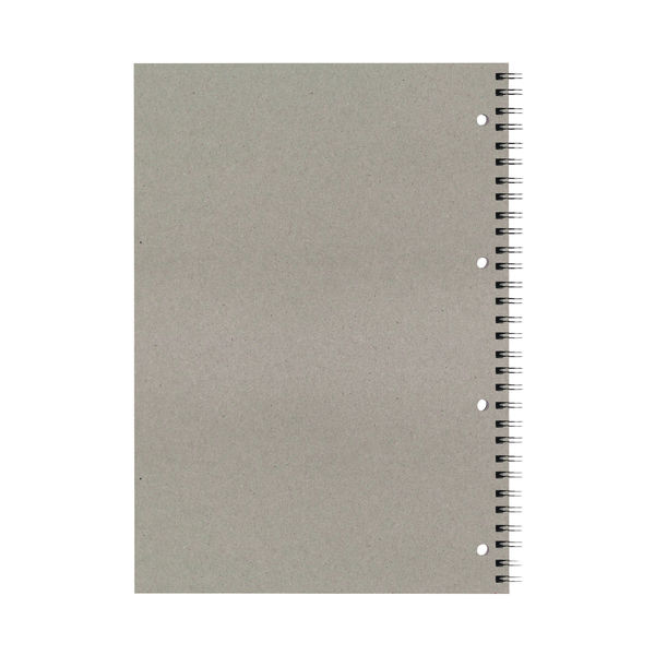 Silvine Everyday Recycled Wiro A4 Notebooks - Pack of 12 - TWRE80