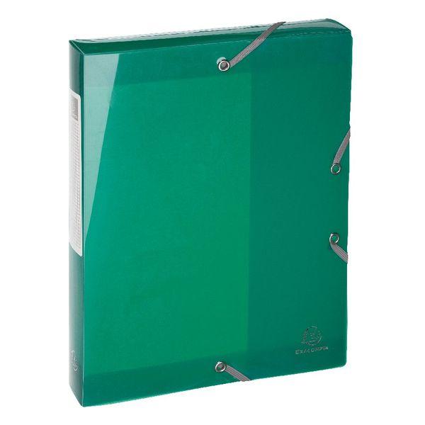 Exacompta Iderama 40mm Box Files Assorted (Pack of 8) 59770E