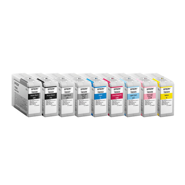 Epson T8508 Matte Black Ink Cartridge - C13T850800