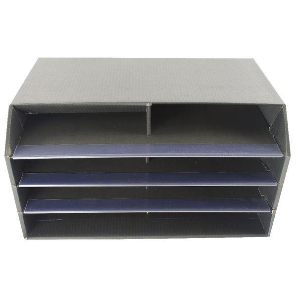 Mail Sorter Black 495x315x280mm