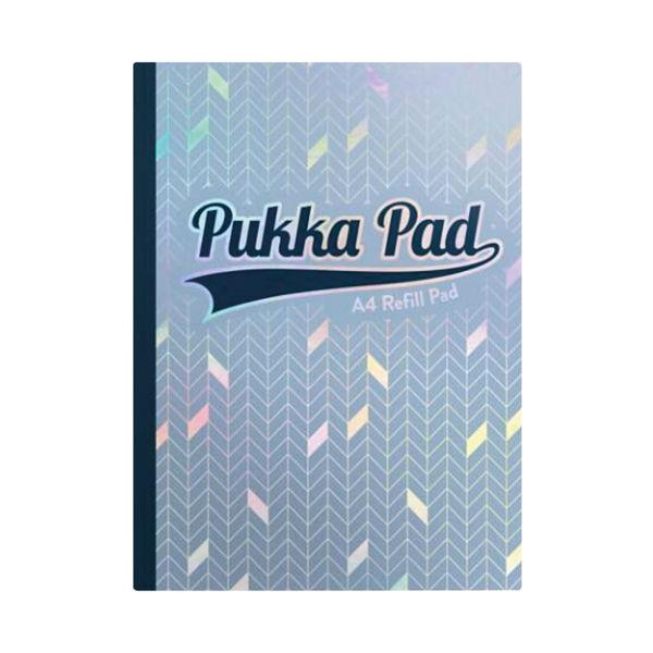 Pukka Glee Refill Pad A4 Light Blue (Pack of 5) 8893-GLE