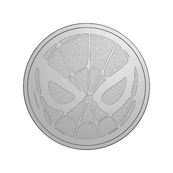 The Marvel Spider-man Medal Cover - AM062