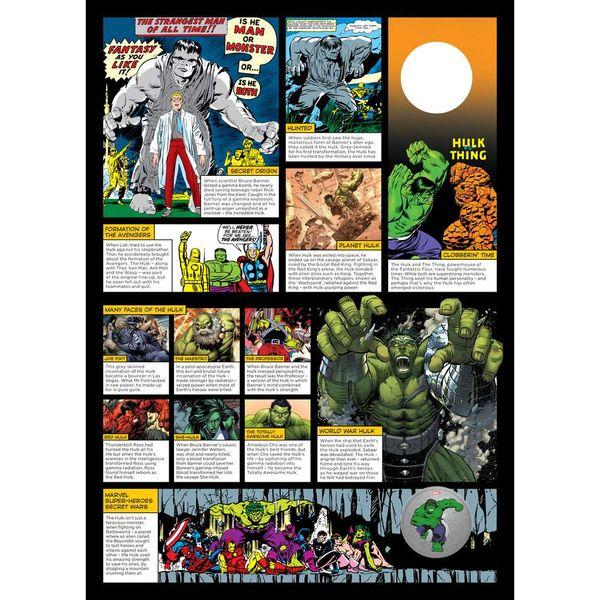 The Marvel Hulk Medal Cover - AM063