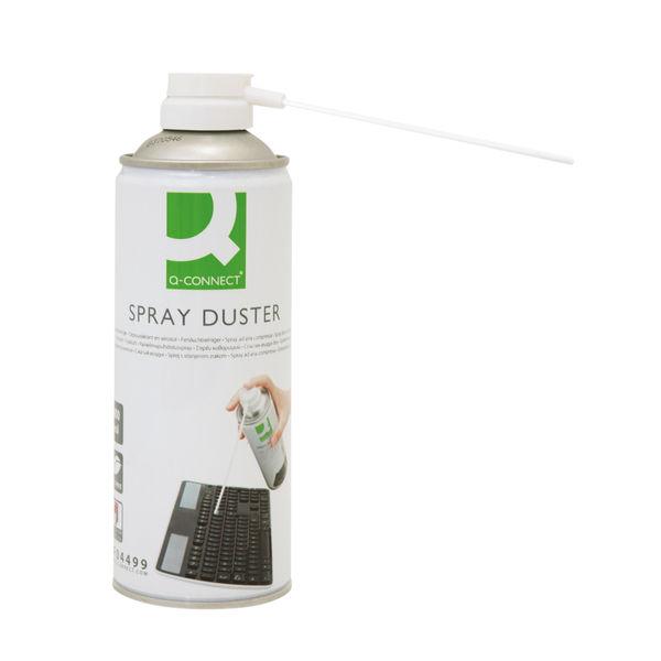 Q-Connect 400ml Air Duster   175-50-028