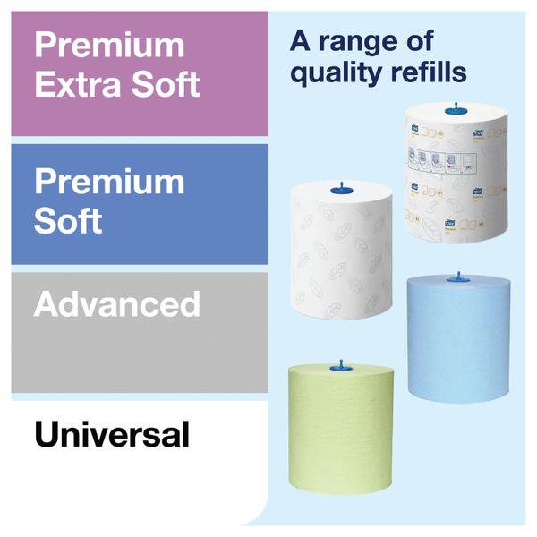 Tork Matic White H1 Hand Towel Roll Dispenser – 551000
