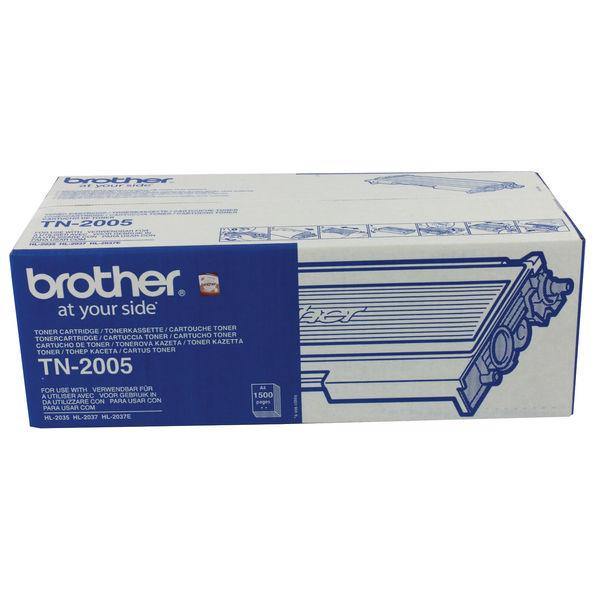 Brother TN2005 Black Toner Cartridge - TN2005