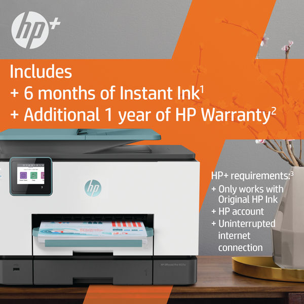 HP OfficeJet Pro 9025e All-in-One Printer 226Y1B#687
