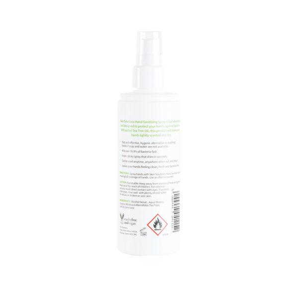 Hand Sanitiser Spray 64% Alcohol 125ml (Pack of 24) X/8583