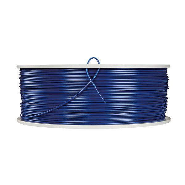 Verbatim Blue 1.75mm ABS 3D Printing Filament, 1kg Reel - 55029