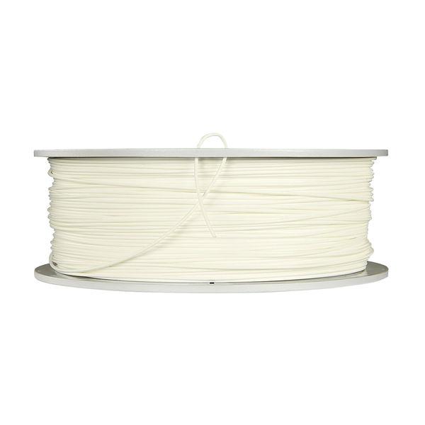 Verbatim White 1.75mm PLA 3D Printing Filament, 1kg Reel - 55315